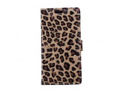 "Pouzdro TVC ""Leopard"" pro LG Leon 4G LTE (H340N)"