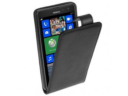 Koženkové pouzdro pro Nokia Lumia 625