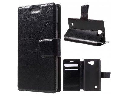 Koženkové pouzdro TVC WalletCase pro LG K4