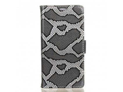 Pouzdro TVC SnakeSkin pro Huawei Y6 II Compact