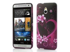Pouzdro se srdíčkem pro HTC One Mini