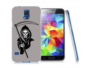 Plastové pouzdro TVC se smrtkou pro Samsung Galaxy S5 Mini
