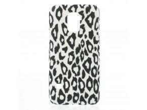 Pouzdro s leopardím vzorem pro Samsung Galaxy S5 Mini