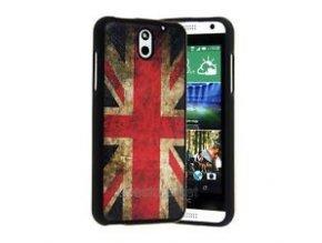 Pouzdro s britskou vlajkou pro HTC Desire 610