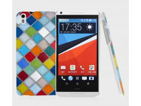 "Plastové pouzdro TVC ""Mozaika"" pro HTC Desire 816"