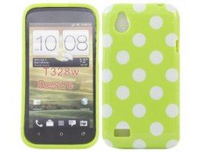 Pouzdro s puntíky pro HTC Desire X
