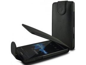 Koženkové pouzdro pro Sony Xperia S