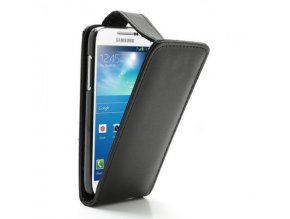 Koženkové pouzdro pro Samsung Galaxy S4 Mini