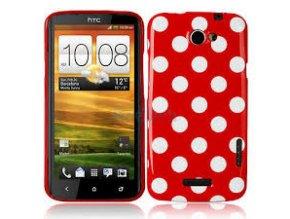 Pouzdro s puntíky pro HTC One X