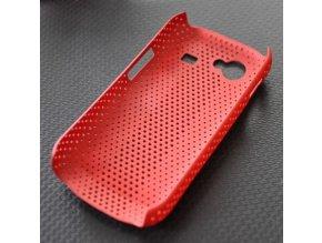 Plastové mesh pouzdro pro Samsung Galaxy Nexus S