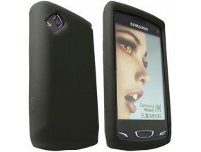 Silikonové pouzdro pro Samsung Galaxy Wave 2
