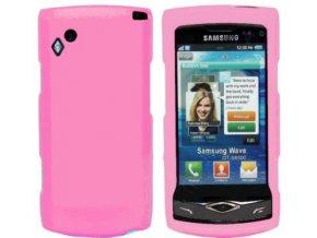 2-dílné plastové pouzdro pro Samsung Galaxy Wave