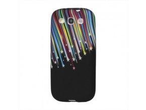 Barevné pouzdro pro Samsung Galaxy S3