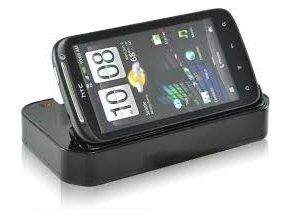 Synchronizační kolébka se slotem pro baterii pro HTC Sensation