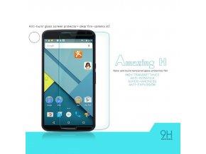 Skleněná ochrana displeje pro Nexus 6