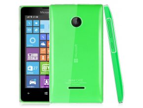 Průhledné pouzdro Imak pro Microsoft Lumia 532