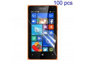 Čirá ochranná fólie TVC ScreenShield pro Microsoft Lumia 435