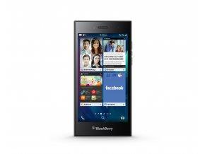 Čirá ochranná fólie pro Blackberry Leap