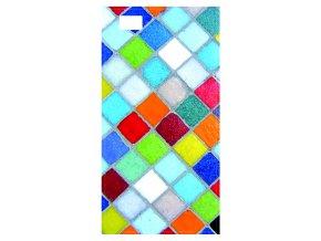 "Plastové pouzdro TVC ""Mozaika"" pro Huawei P8 Lite"