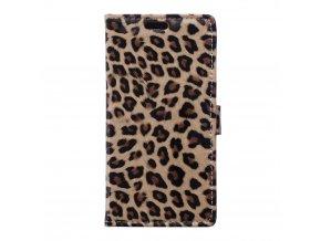 Koženkové pouzdro TVC Leopard pro Microsoft Lumia 550