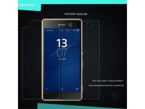 Skleněná ochrana displeje pro Sony Xperia M5