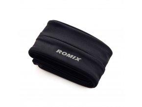 Látkové pouzdro Romix Sports na opasek pro mobilní telefon