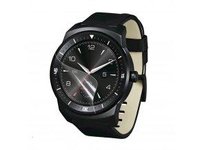 Čirá ochranná fólie TVC Screen Protector pro LG G Watch R (W110)