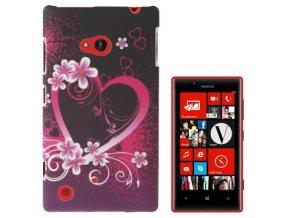 Pouzdro se srdíčkem pro Nokia Lumia 720