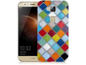 "Plastové pouzdro TVC ""Mozaika"" pro Huawei Honor 5X"