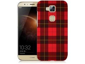 "Plastové pouzdro TVC ""Tartan"" pro Huawei Honor 5X"
