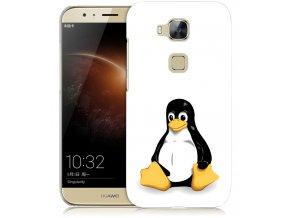 "Plastové pouzdro TVC ""Tux"" pro Huawei Honor 5X"