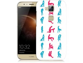 "Plastové pouzdro TVC ""Kámasútra"" pro Huawei Honor 5X"