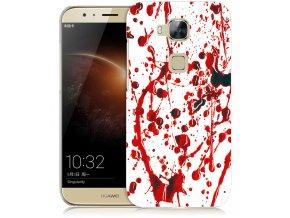 Plastové pouzdro TVC s krevními stříkanci pro Huawei Honor 5X