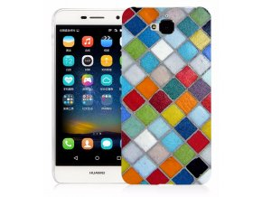 "Plastové pouzdro TVC ""Mozaika"" pro Huawei G8"