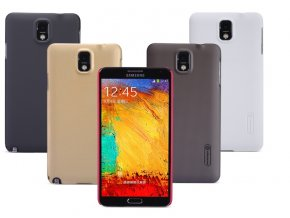 Vroubkované pouzdro Nillkin pro Samsung Galaxy Note III/Note 3