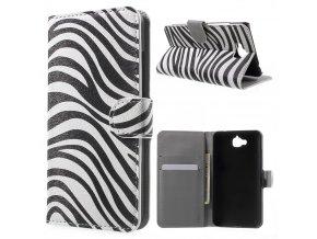 Pouzdro TVC Zebra pro Huawei Y6 Pro/Enjoy 5