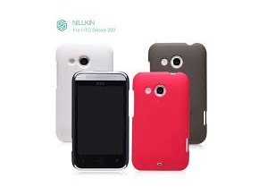 Vroubkované pouzdro Nillkin pro HTC Desire 200