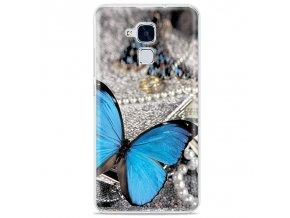 "Pouzdro TVC ""Motýl"" pro Huawei Honor 5C / Honor 7 lite"