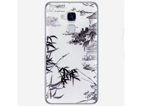 "Pouzdro TVC motiv ""Asie"" pro Huawei Honor 7 Lite / Honor 5C"