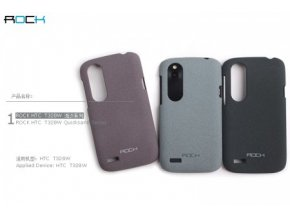 Plastové pouzdro Rock Quicksand pro HTC Desire X
