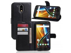Pouzdro TVC WalletCase pro Motorola G4/G4 Plus