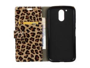 Pouzdro TVC Leopard pro Motorola G4/G4 Plus