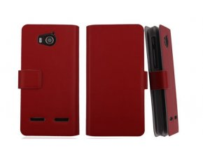 Kožené pouzdro Doormoon pro Huawei Ascend G600