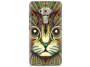 "Pouzdro TVC ""Kočka"" pro Asus Zenfone 3 ZE520KL"