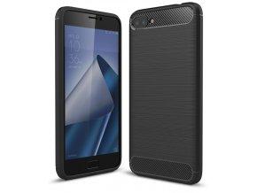 Pouzdro TVC Carbon pro for Asus Zenfone 4 Max ZC520KL