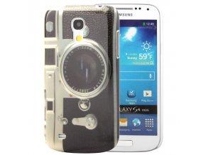 Pouzdro s motivem fotoaparátu pro Samsung Galaxy S4 Mini