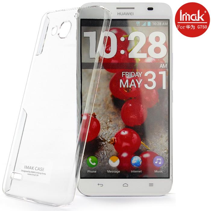 Průhledné pouzdro Imak pro Huawei Ascend G750/Honor 3X
