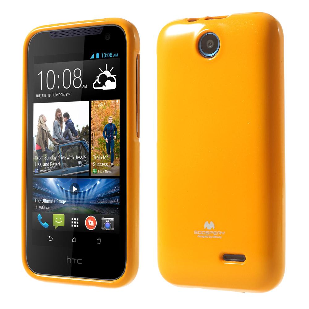 Odolné pouzdro pro HTC Desire 310 Barva: Oranžová