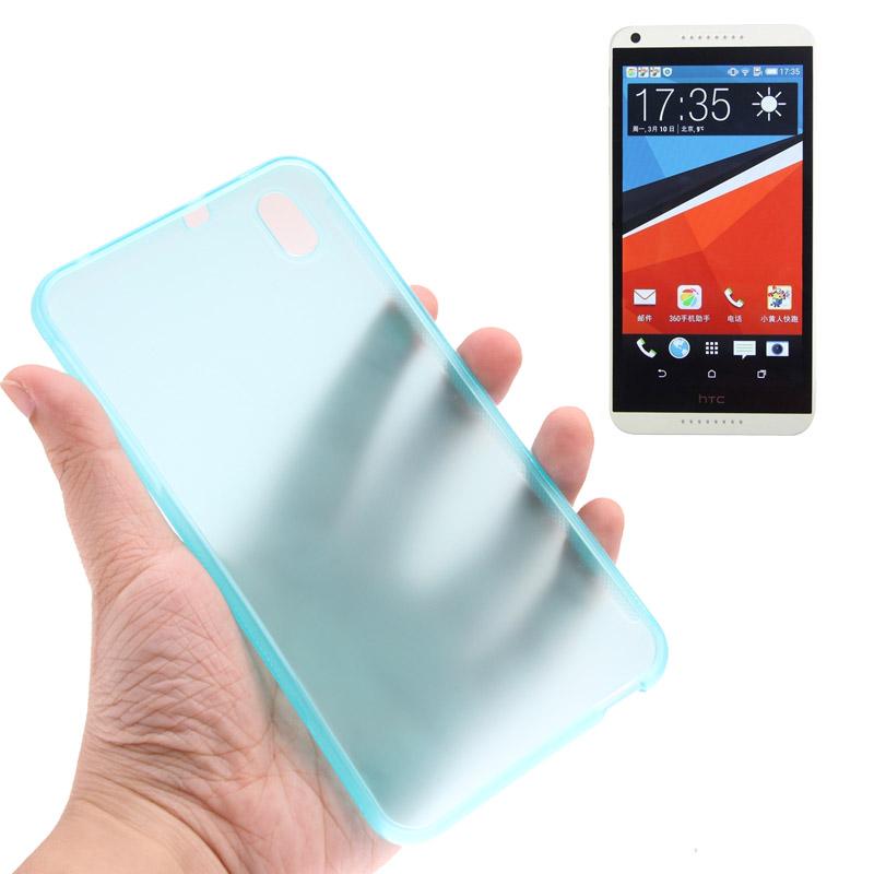 Odolné pouzdro pro HTC Desire 816 Barva: Modrá