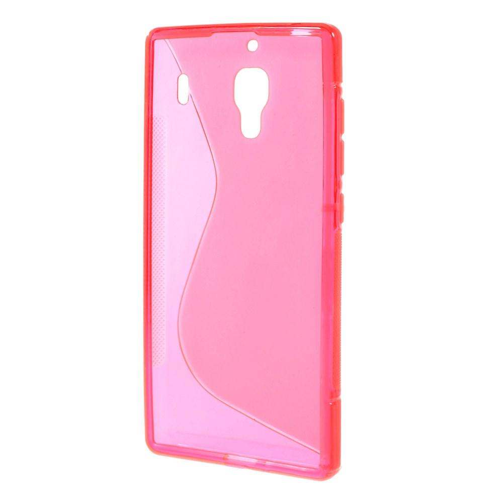 Odolné pouzdro pro Xiaomi Red Rice/Hongmi 1S Barva: Růžová (tmavá)